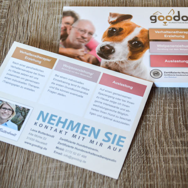 goodog (Flyer)