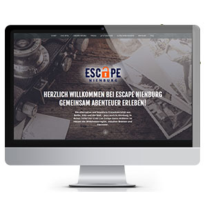 Escape Games webdesign nienburg